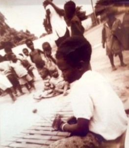 Glasbeno potovanje v Afriko